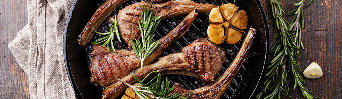 Lamb or HoggetCutlets